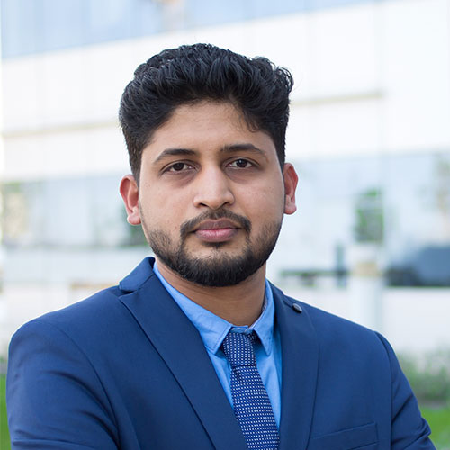 HARIS K.A, Mechanical Engineer