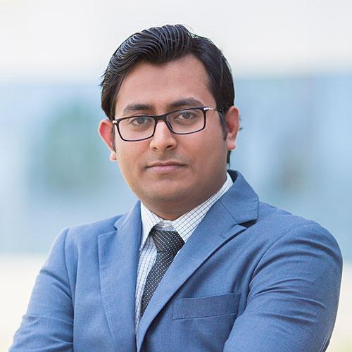 SHARIQUE HASAN, Mechanical Engineer