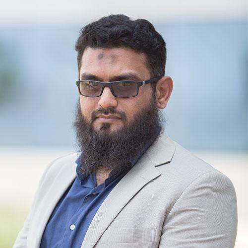 AHMED ALI KHAN, Mechanical Designer