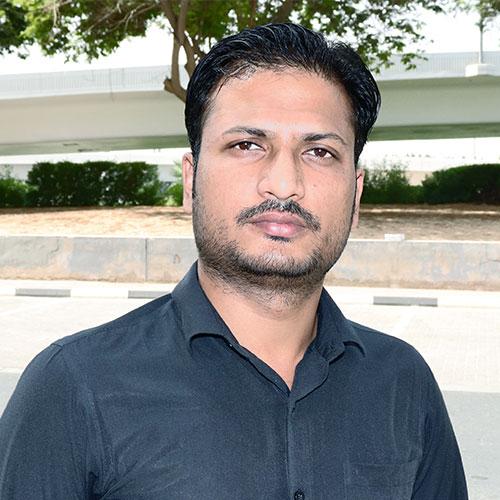 MOHAMMAD MASOOD, Mechanical Engineer
