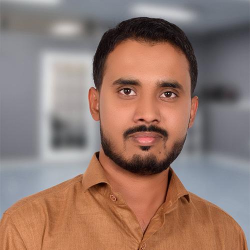 Mohammed Iftequar, Electrical Draftsman